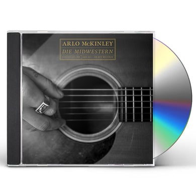Arlo Mckinley DIE MIDWESTERN CD