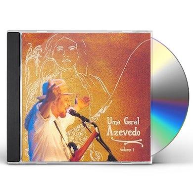 Geraldo Azevedo UMA GERAL DO AZEVEDO 1 CD