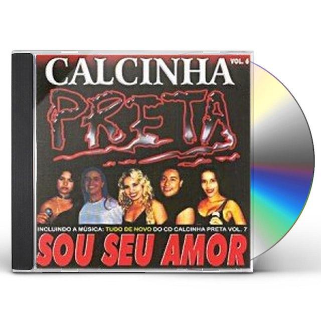 Calcinha Preta 6 CD