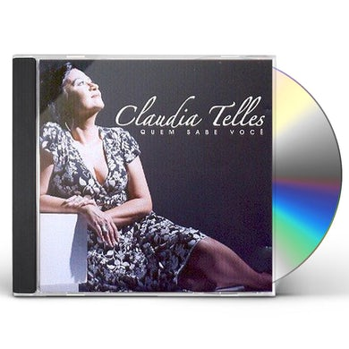 Claudia Telles QUEM SABE VOCE CD