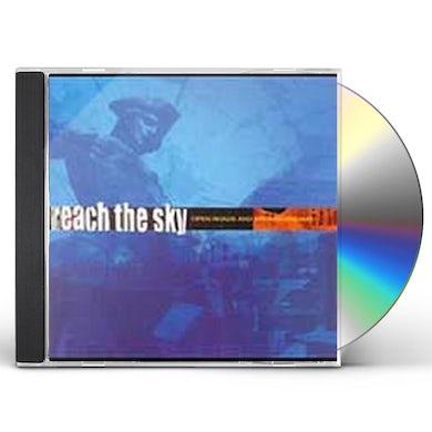 Reach The Sky OPEN ROADS & BROKEN DREAMS CD