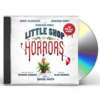 Howard Ashmen / Alan Menken LITTLE SHOP OF HORRORS (THE NEW CAST ALBUM) CD