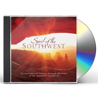 Sedona SPIRIT OF THE SOUTHWEST CD