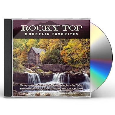 Jim Hendricks ROCKY TOP: MOUNTAIN FAVORITES CD