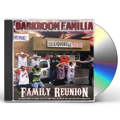 DarkRoom Familia FAMILY REUNION CD