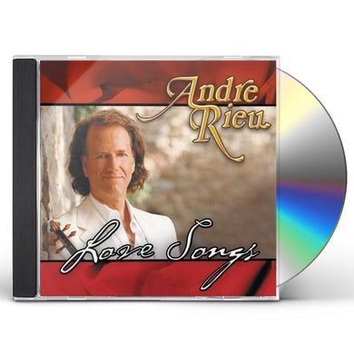 Andre Rieu LOVE SONGS CD