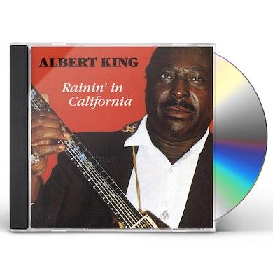 Albert King RAININ IN CALIFORNIA CD