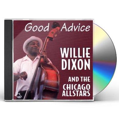 Willie Dixon GOOD ADVICE CD