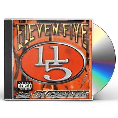 11 / 5 OVERDOSE CD