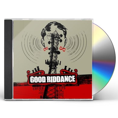 Good Riddance COVER UP'S CD