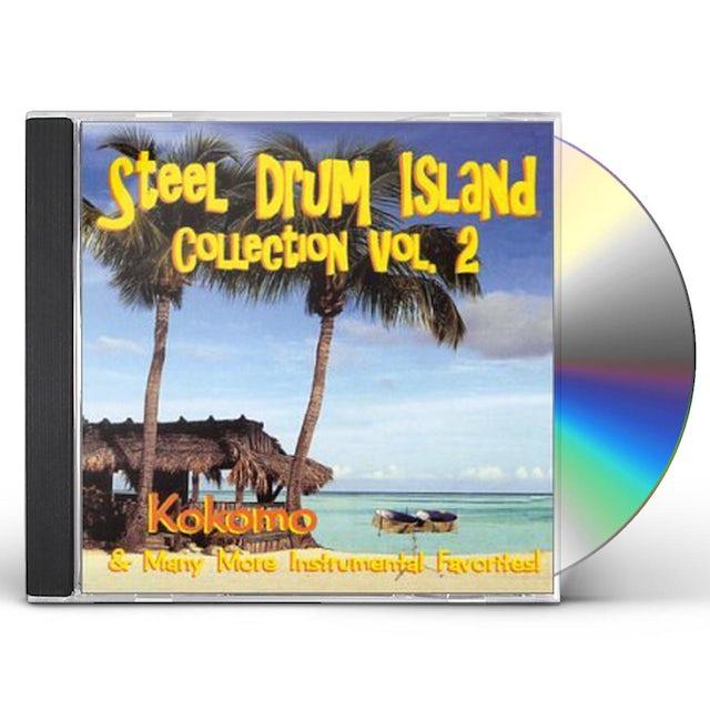 Steel Drum Island COLLECTION: KOKOMO & MORE ON CD