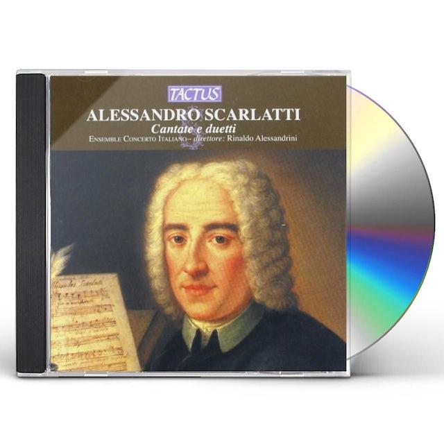 Scarlatti CANTATE E DUETTI CD