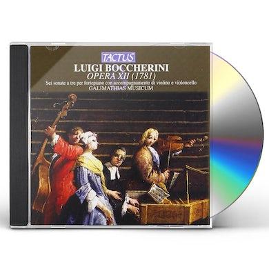 Boccherini SONATE A TRE PER CD