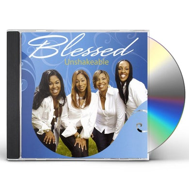 Blessed UNSHAKEABLE CD