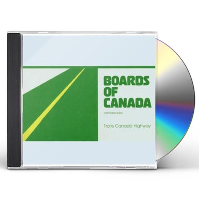 Boards Of Canada TRANS CANADA HIGHWAY CD