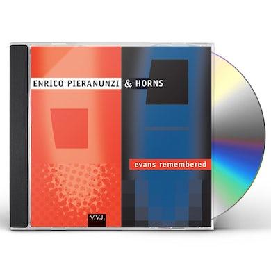 Enrico Pieranunzi EVANS REMEMBERED CD