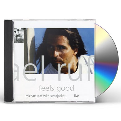 Michael Ruff FEELS GOOD CD