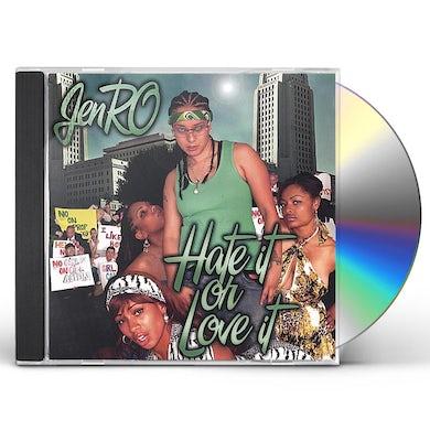 HATE IT OR LOVE IT CD