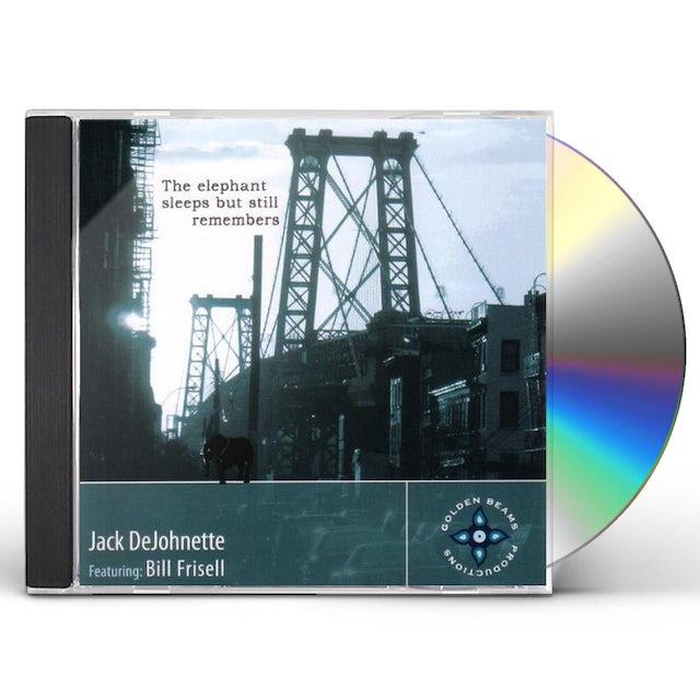 Jack DeJohnette ELEPHANT SLEEPS BUT STIL CD