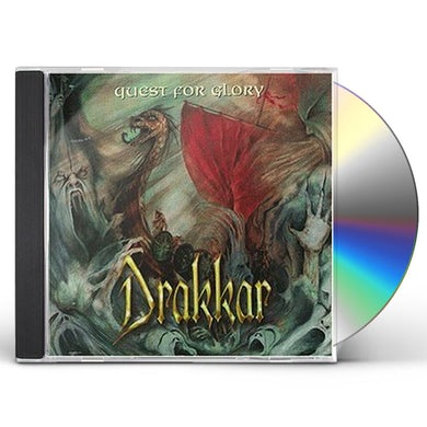 Drakkar QUEST FOR GLORY CD