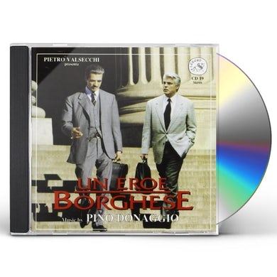 Pino Donaggio UN EROE BORGHESE CD