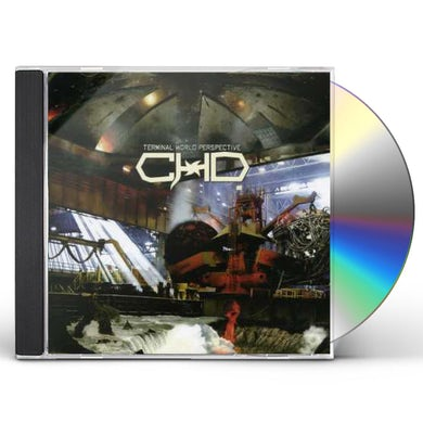 Control Human Delete TERMINAL WORLD PERSPECTIVE CD