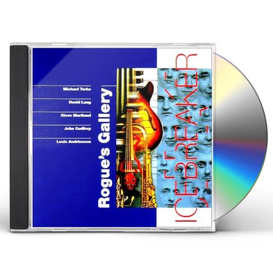 Icebreaker ROGUE'S GALLERY CD
