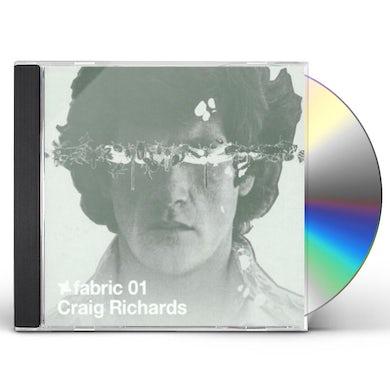 Craig Richards FABRIC 1 CD