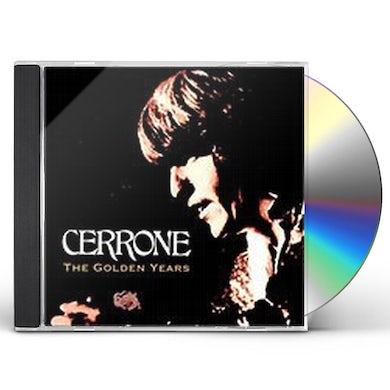 Cerrone GOLDEN YEARS CD
