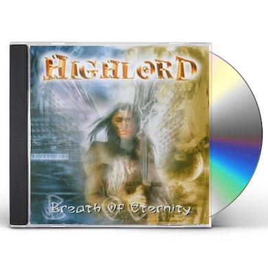 Highlord BREATH OF ETERNITY CD