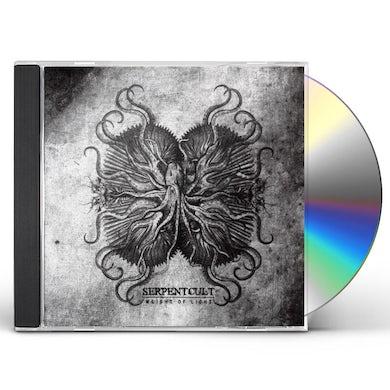 Serpentcult WEIGHT OF LIGHT CD