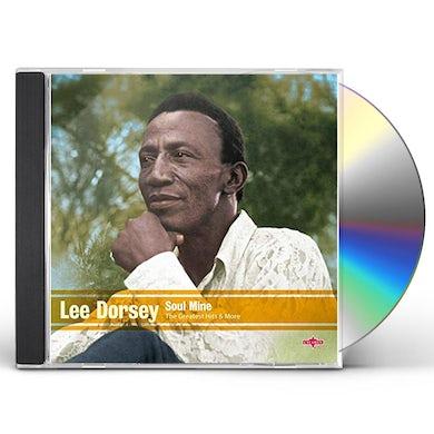 Lee Dorsey SOUL MINE: GREATEST HITS CD