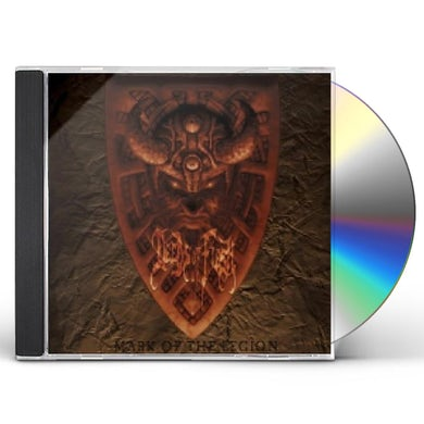 Deeds Of Flesh MARK OF THE LEGION CD