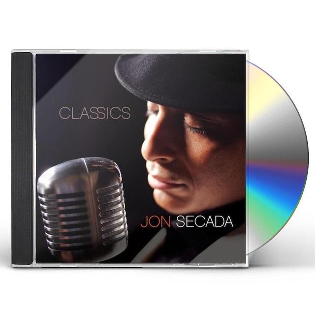 Jon Secada CLASSICS CD