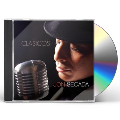 Jon Secada CLASICOS CD