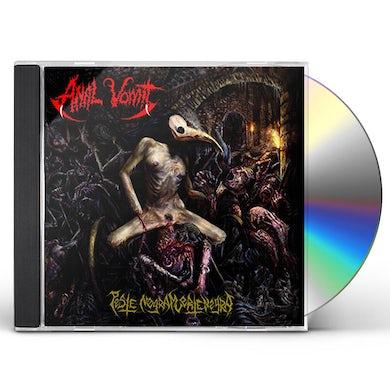 ANAL VOMIT PESTE NEGRA: MUERTE NEGRA CD