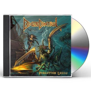 Booze Control FORGOTTEN LANDS CD