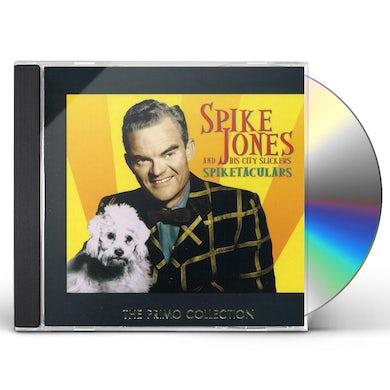 Spike Jones SPIKETACULARS CD