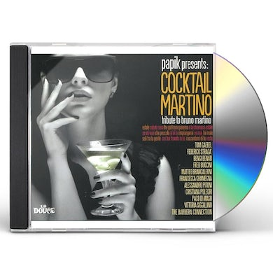 COCKTAIL MARTINO CD