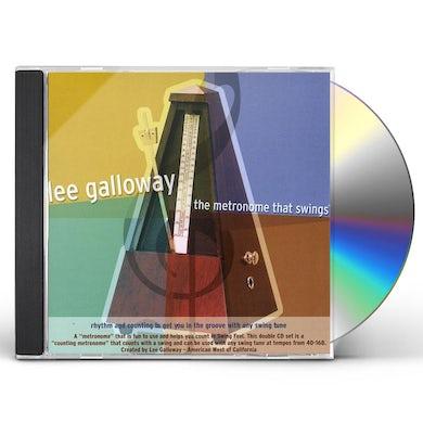Lee Galloway METRONOME THAT SWINGS CD