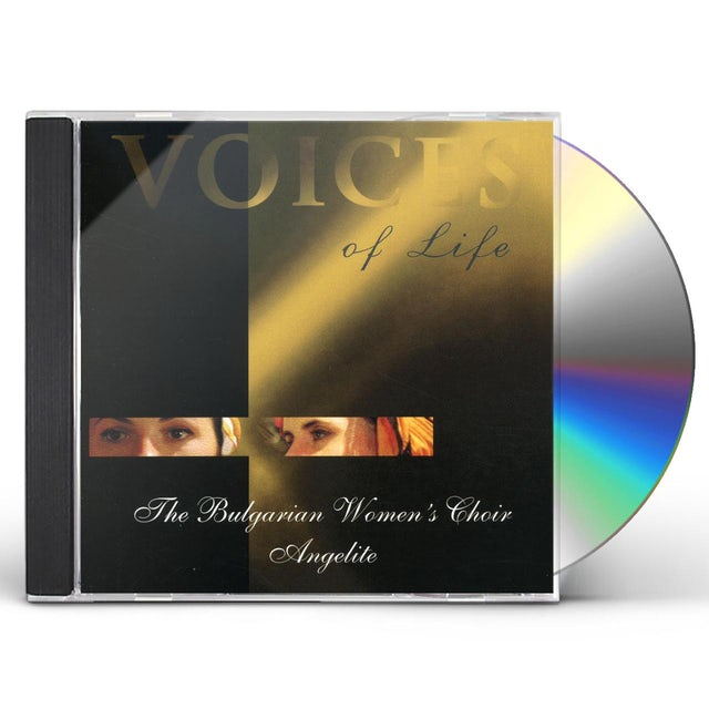 Bulgarian Womens Choir VOICES OF LIFE CD
