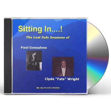Paul Gonsalves SITTING IN CD