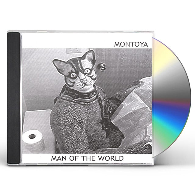 Montoya MAN OF THE WORLD CD