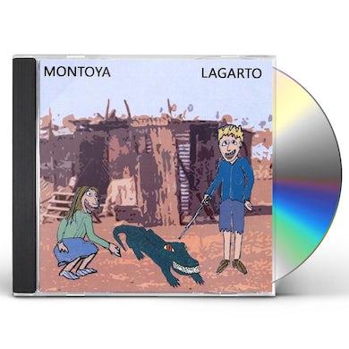 Montoya LAGARTO CD
