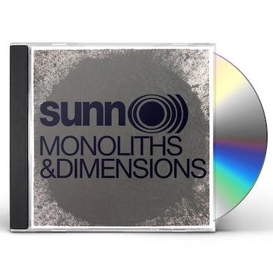 Sunn MONOLITHS & DIMENSIONS CD