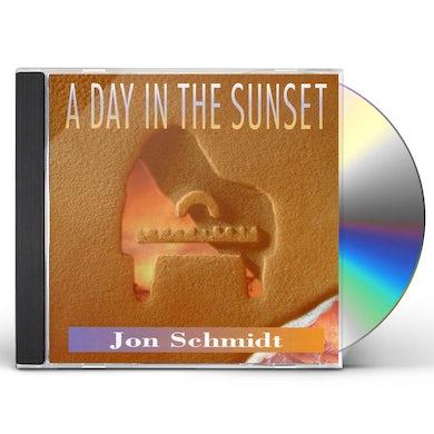 Jon Schmidt DAY IN THE SUNSET CD