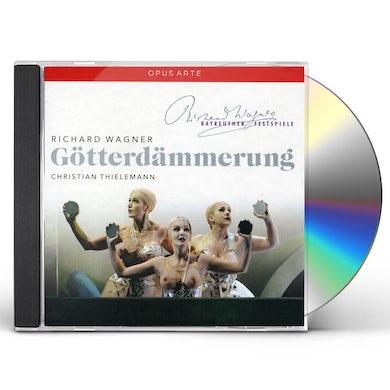 Richard Wagner GÖTTERDAMMERUNG CD