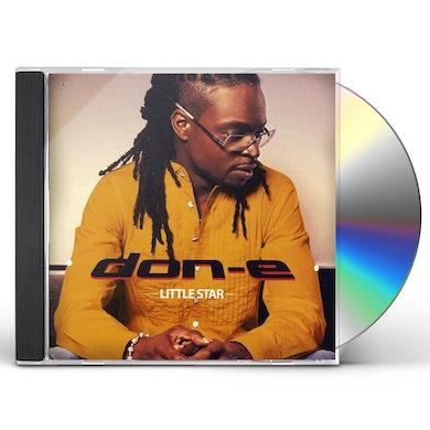 Don-E LITTLE STAR CD