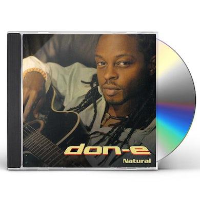 Don-E NATURAL CD