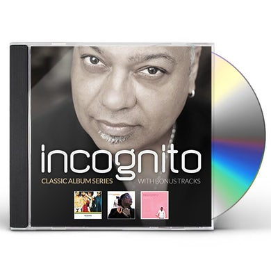 Incognito CLASSIC ALBUM SERIES: WHO NEEDS LOVE / ADVENTURES CD